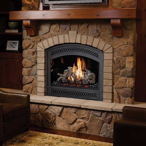 Direct Vent Gas Fireplace_Fireplace Xtrordinair - Face Required