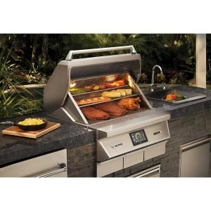 """Twin Eagles 36"""" Wood Fired Pellet Grill & Smoker"""